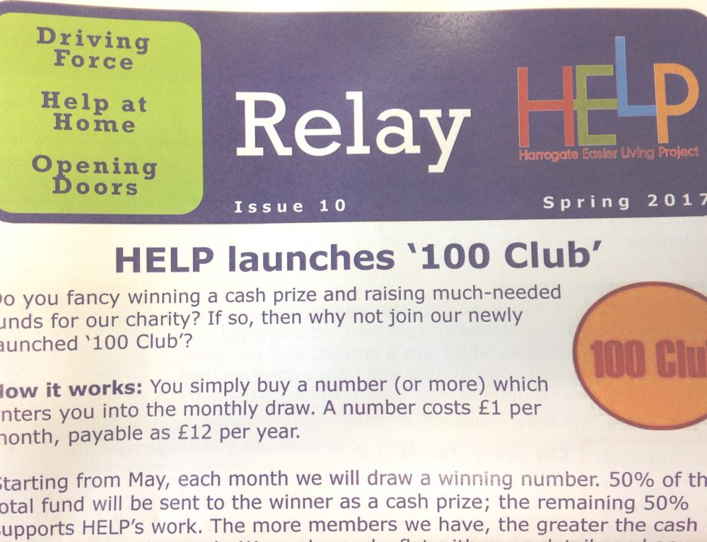 The Spring version of our 'Relay' newsletter is out now