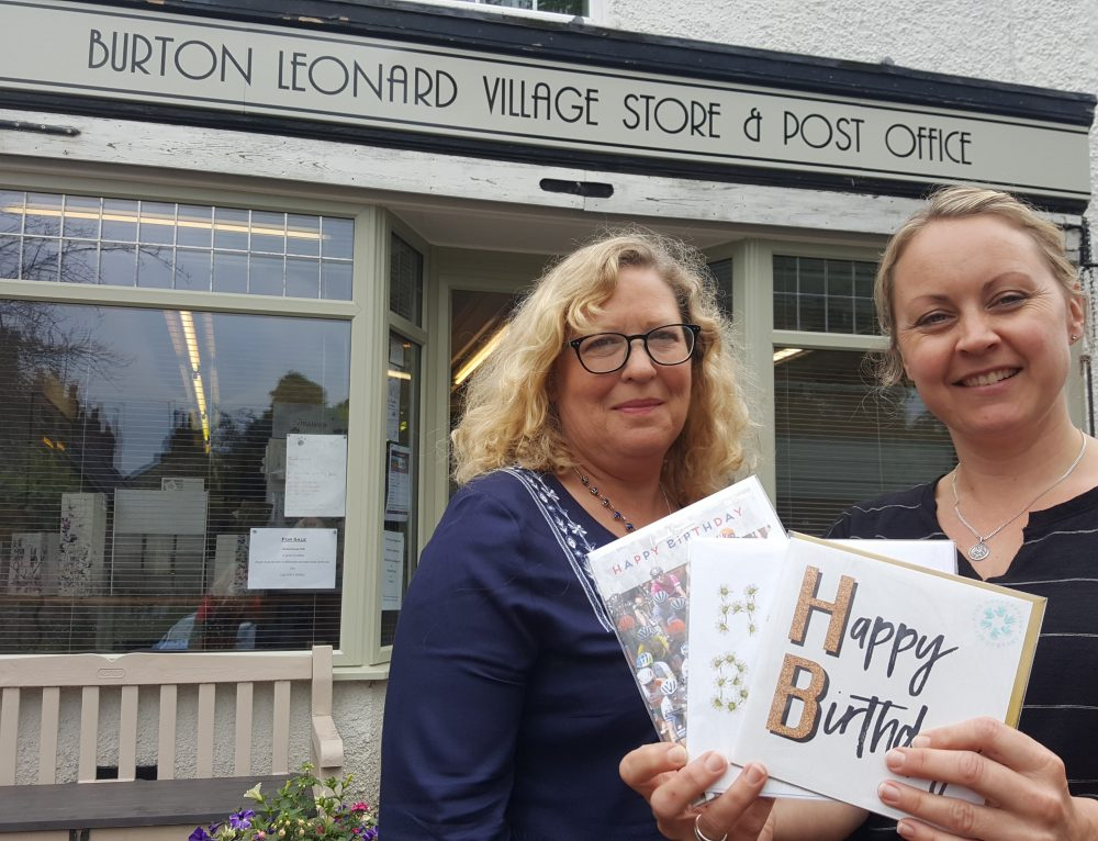 Charity's birthday card campaign to help overcome social isolation