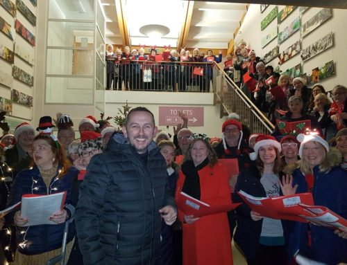 Festive fundraisers for HELP this Christmas