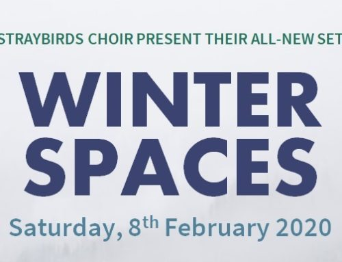 Winter Spaces – An Evening of Music with Straybirds (in aid of HELP)