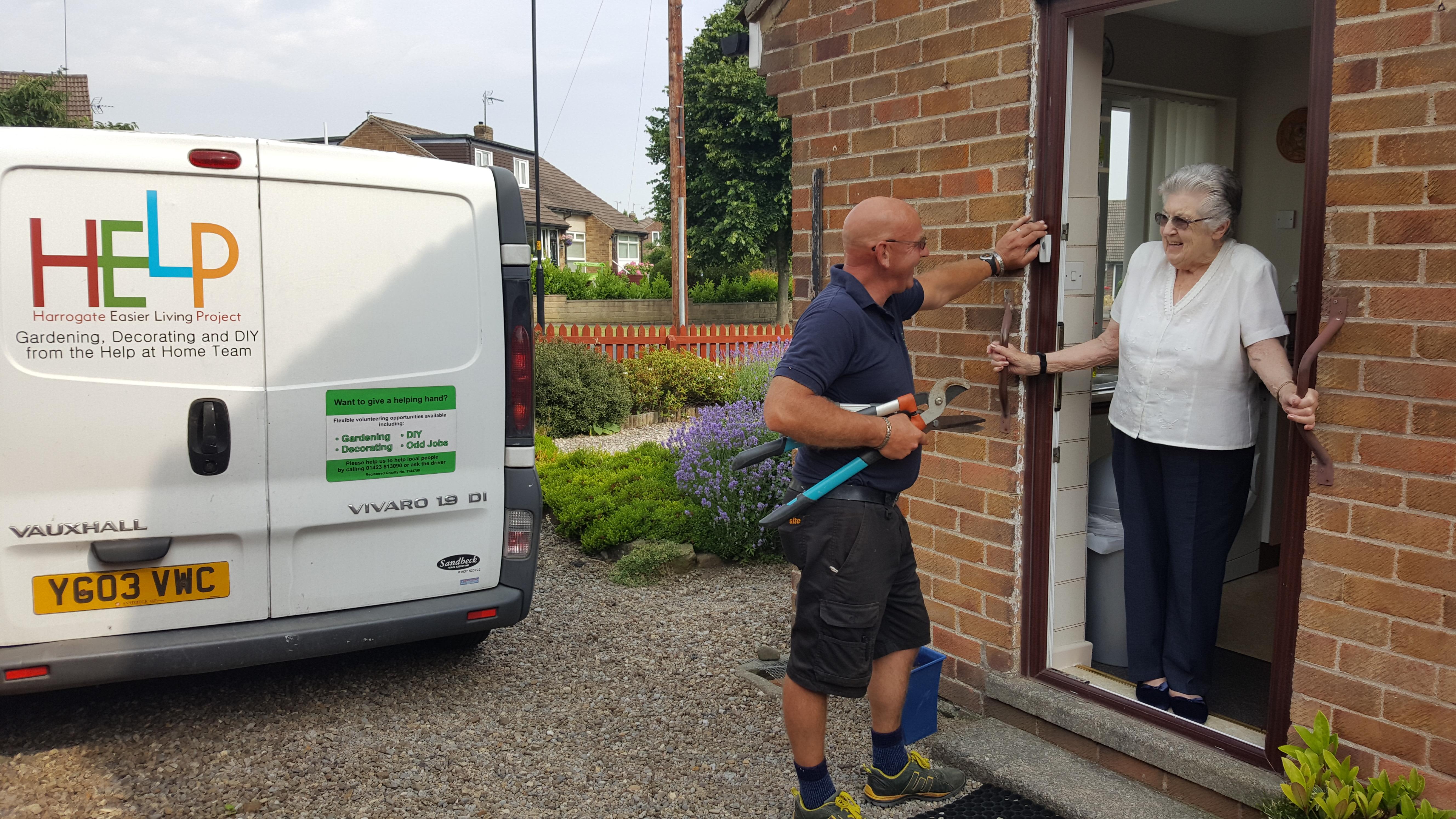 Handyman scheme to benefit from Bilton Gala fund
