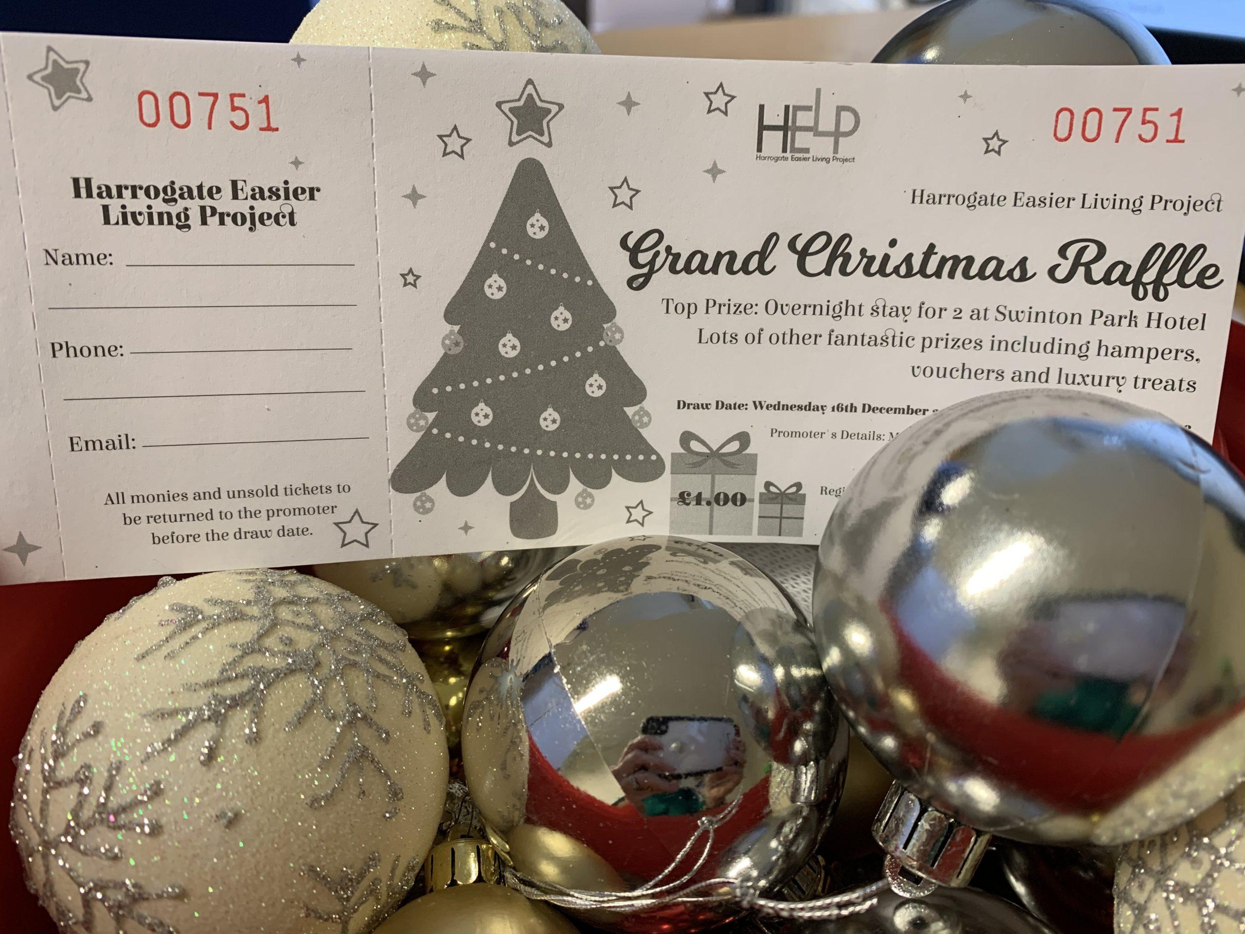 HELP Grand Christmas Raffle